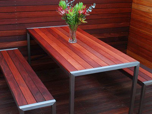Exclusive stainless projects steel furniture design esp for Steel outdoor furniture