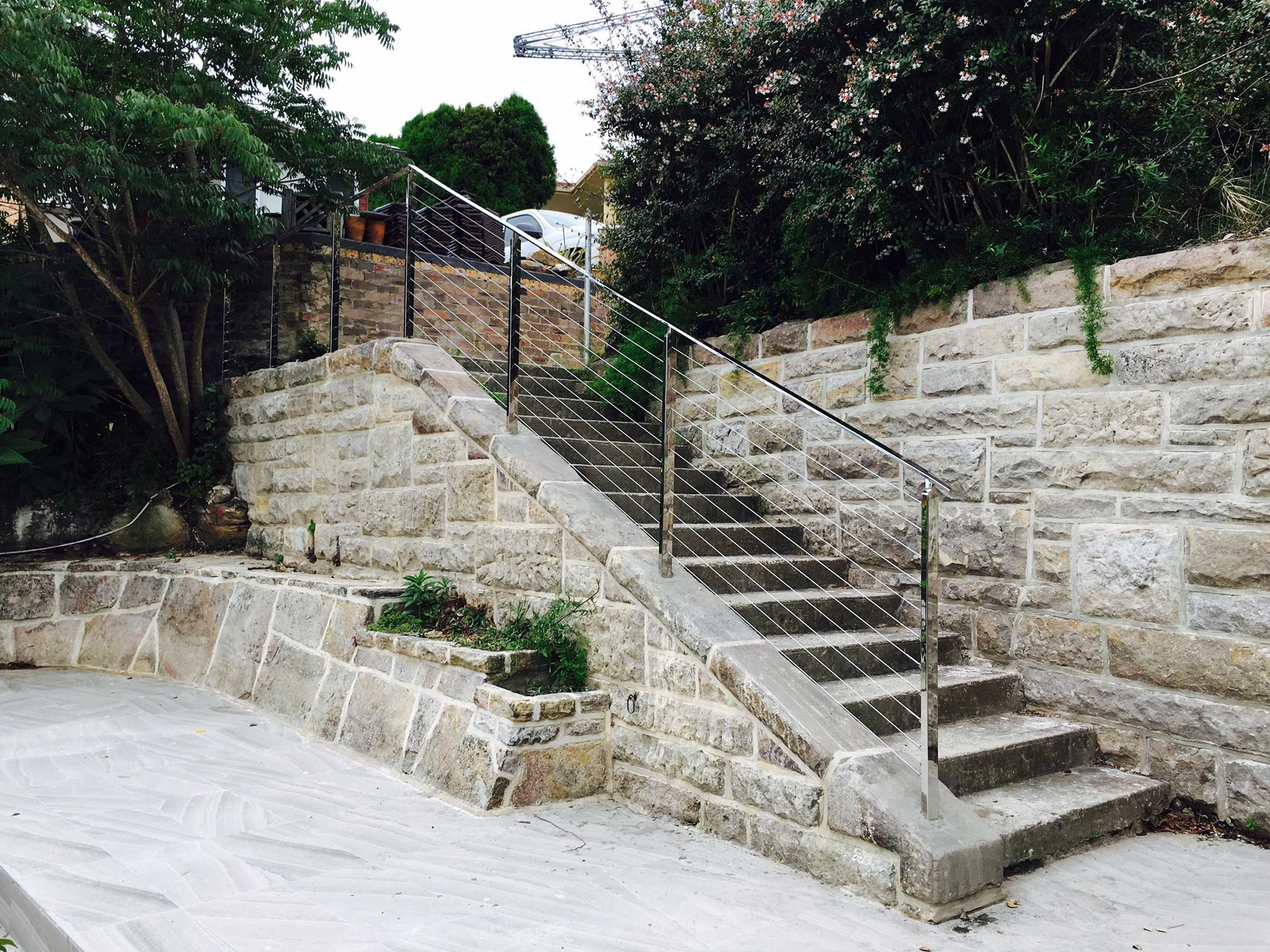Exclusive Stainess Projects Staircases