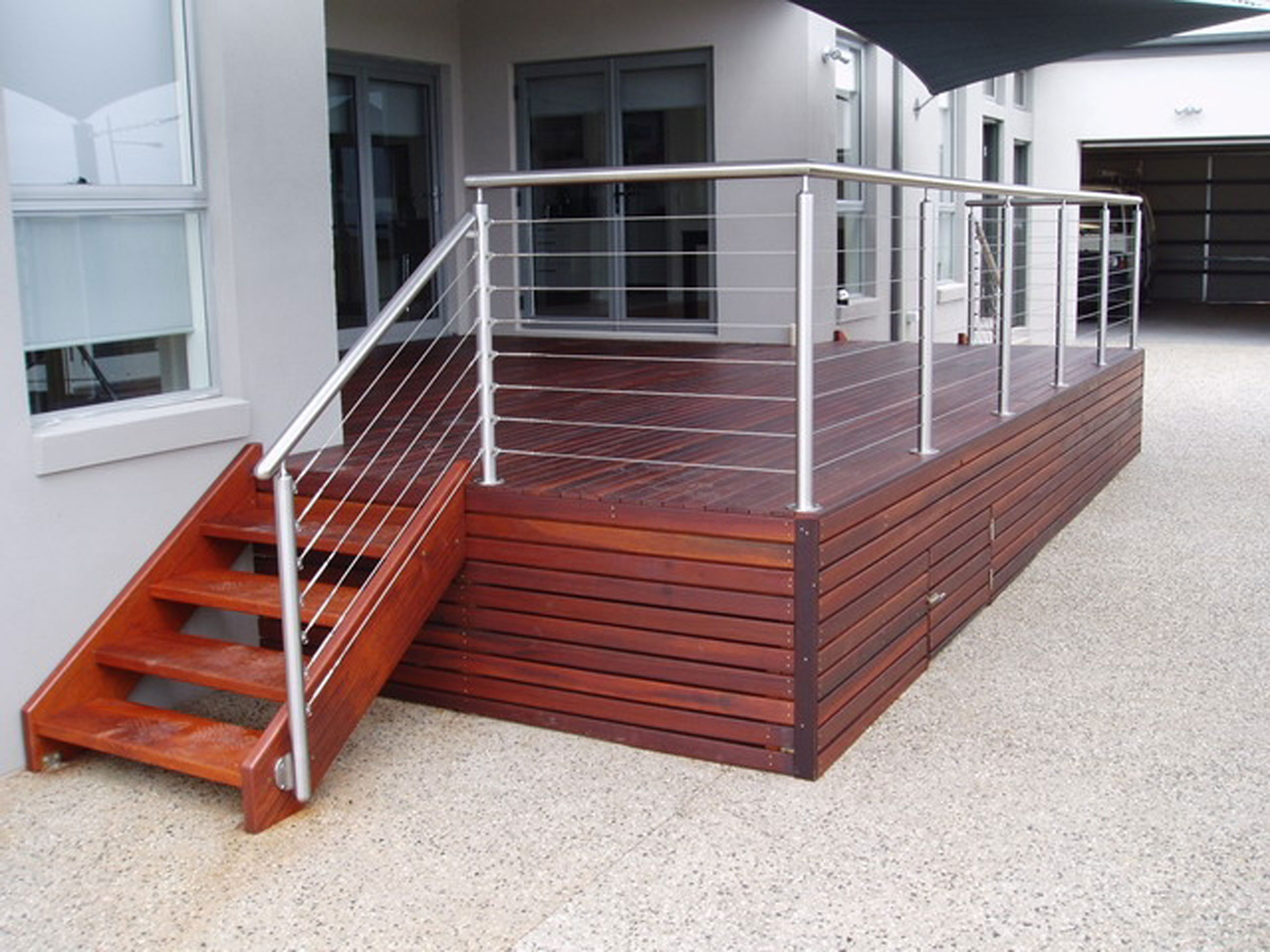 Exclusive Stainless Projects Staircases