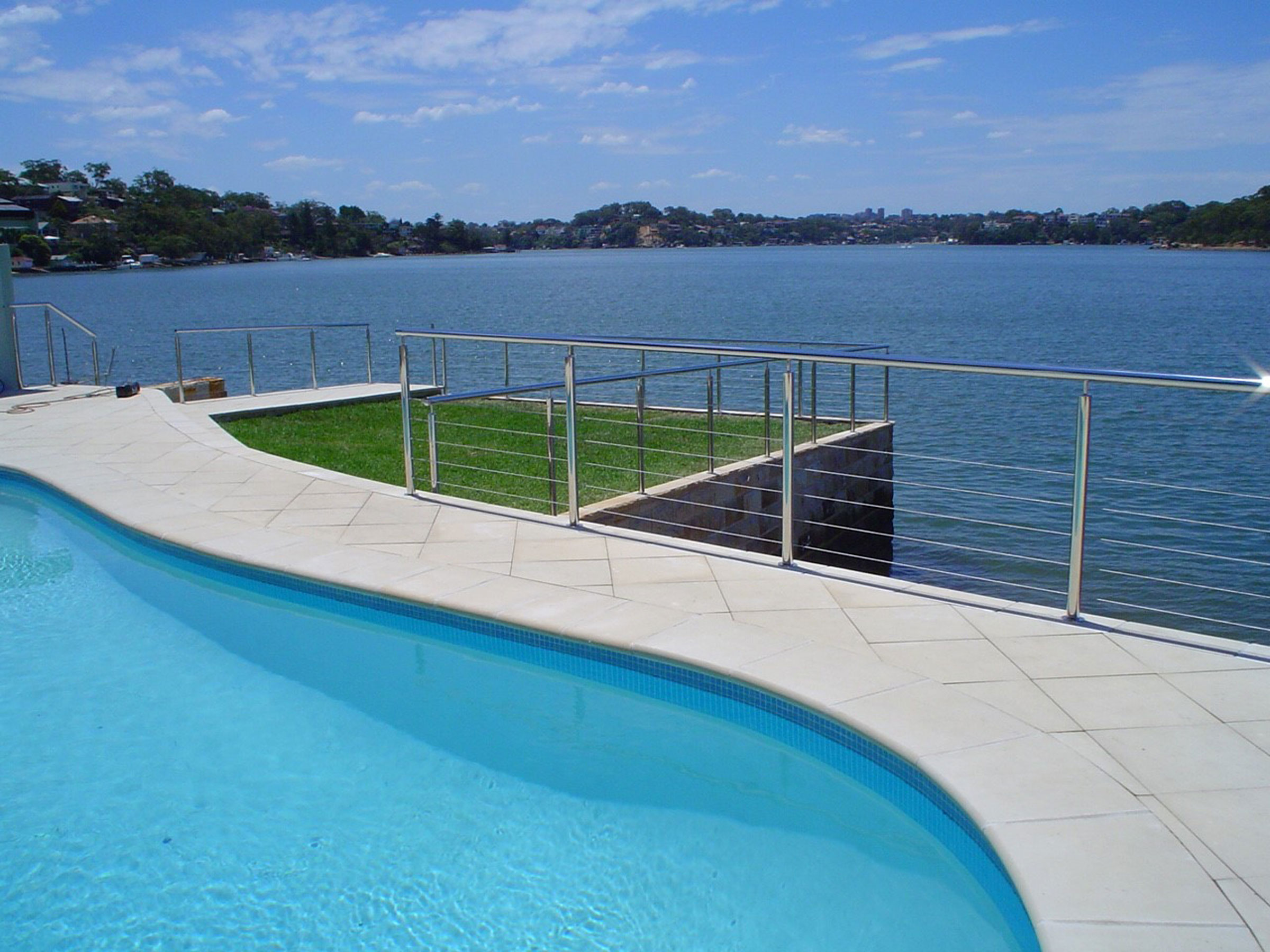 Exclusive Stainless Projects Pool Fencing