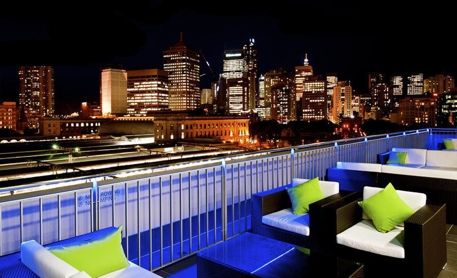 Exclusive Stainless Projects Surry Hills Hotel Balustrade