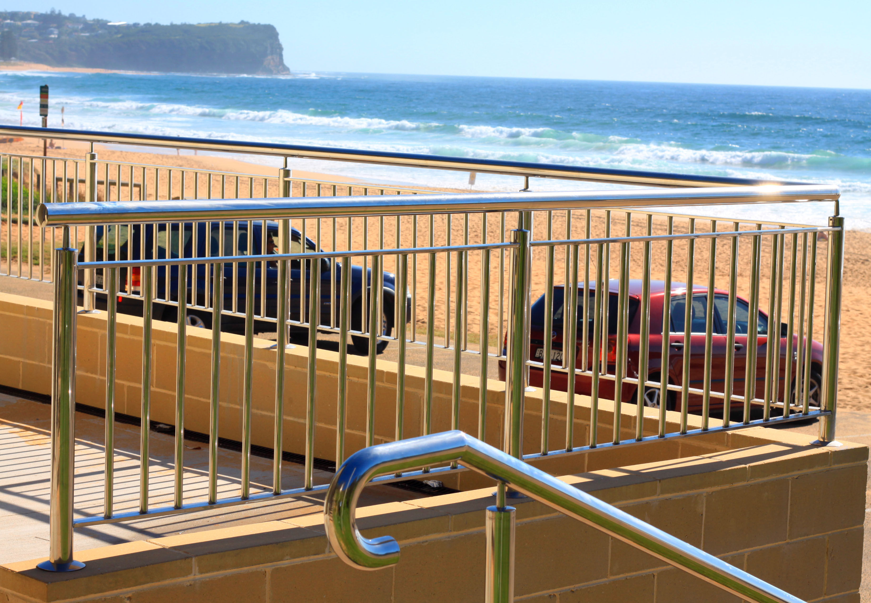 Warriewood Beach Amenities Block